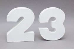 Free Standing Table Numbers