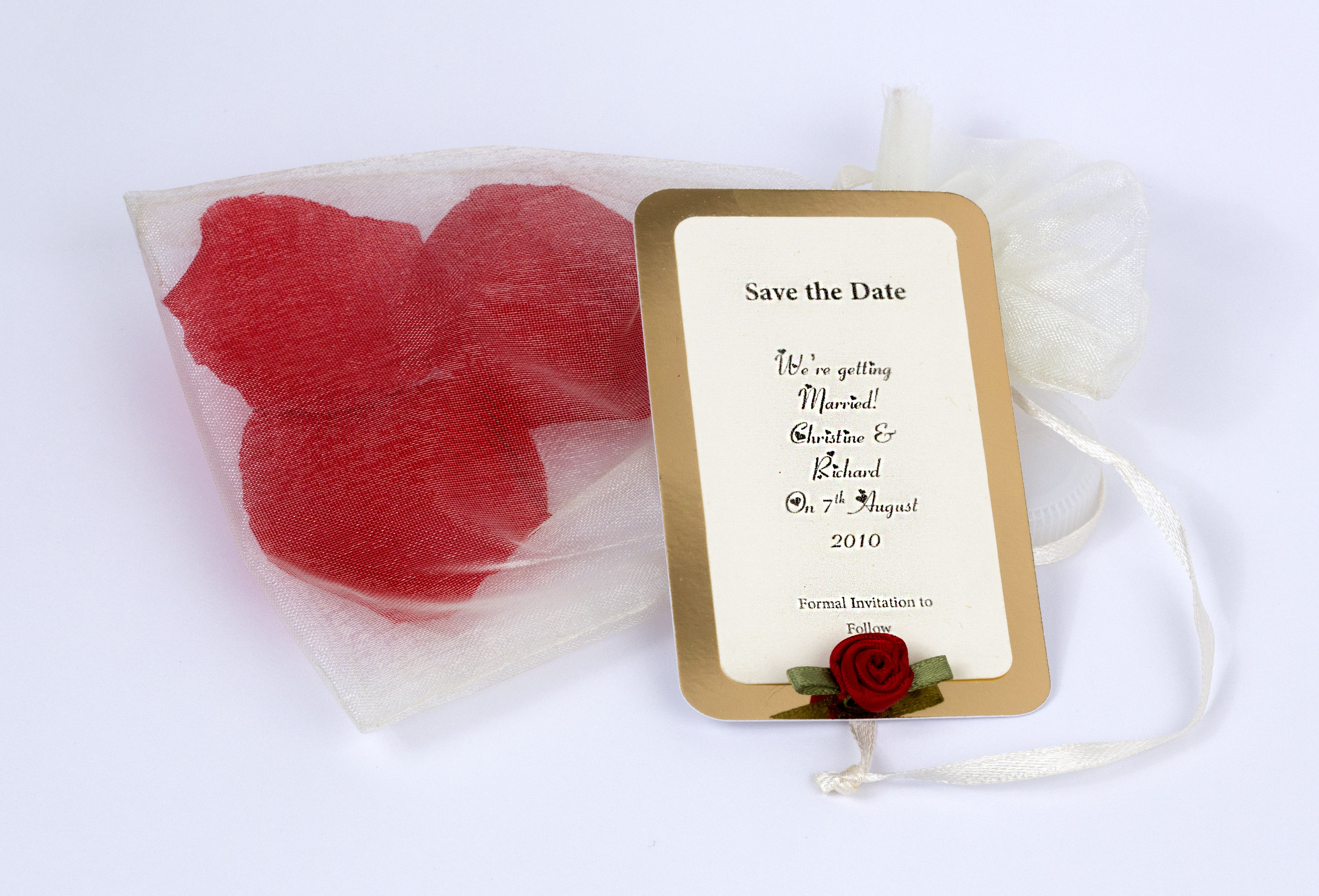 Rose Petal Save the Day