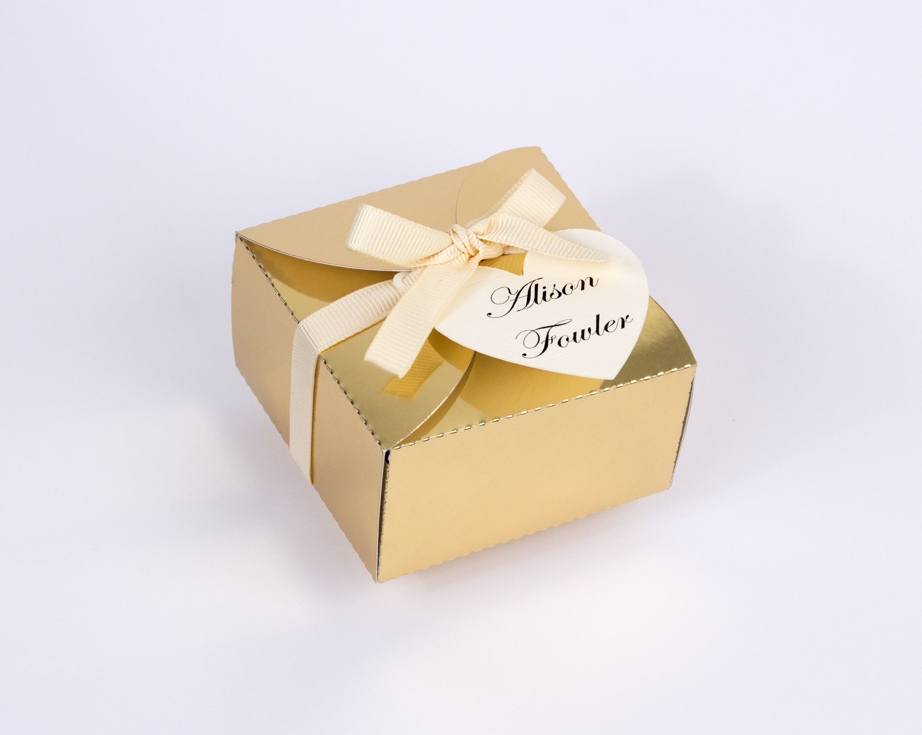 Grace Favour Box & Place Card
