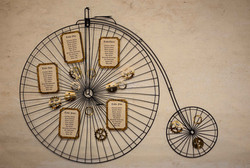 Penny Farthing Table Plan