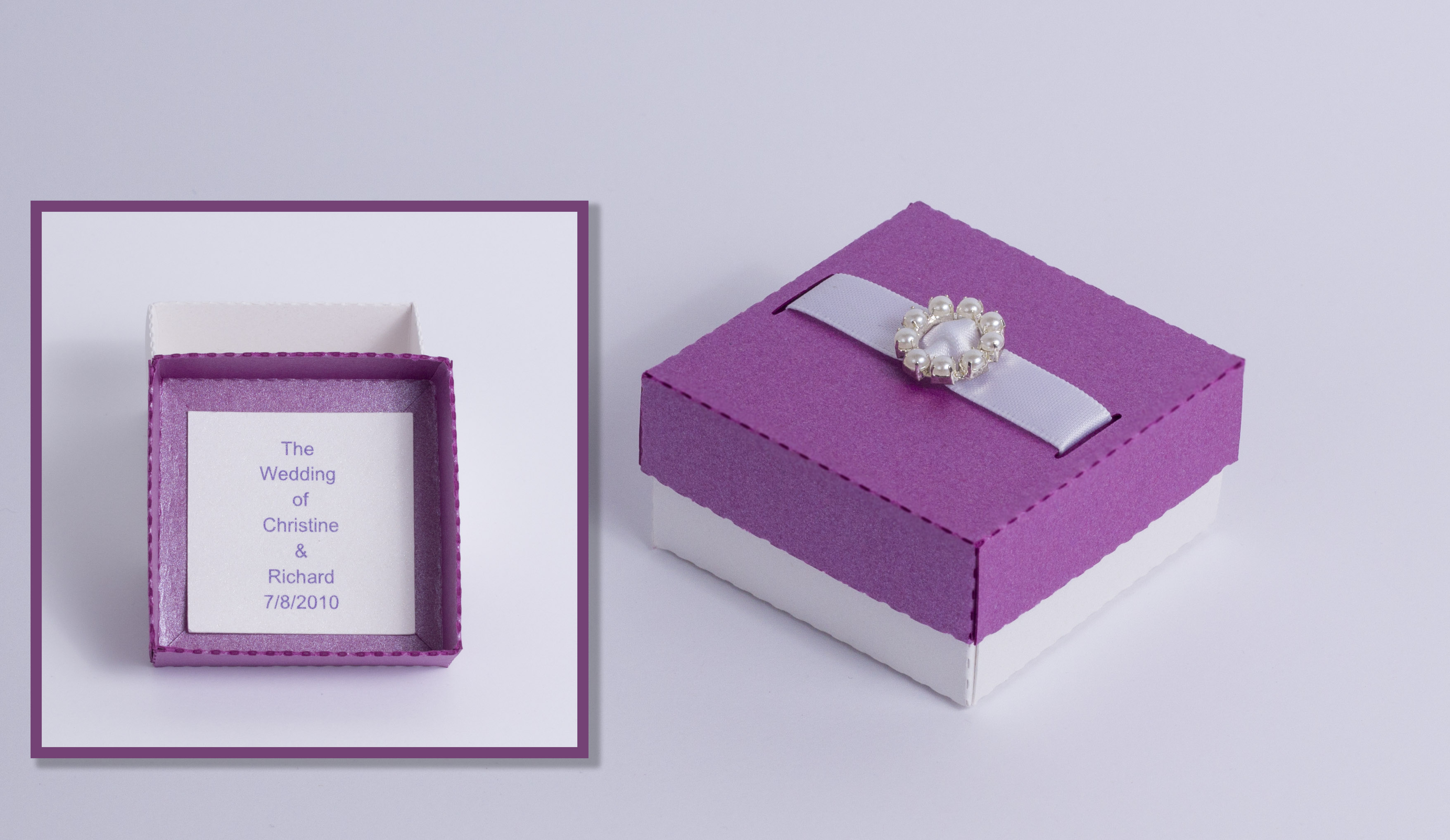 Karolina Favour Box