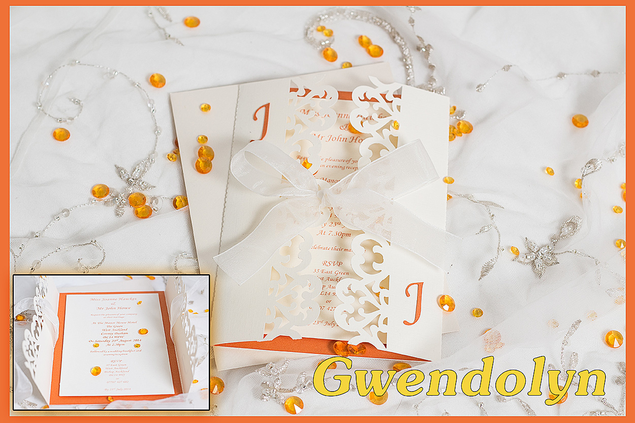 Gwendolyn Invitation