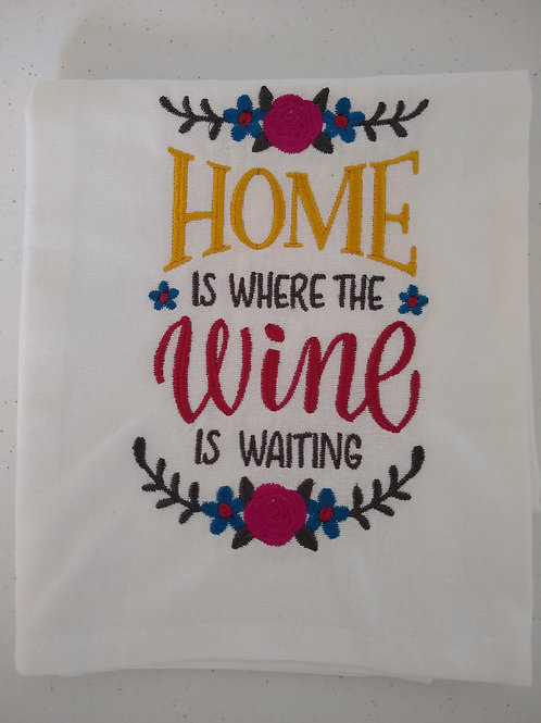 Home is Where the Wine is Waiting