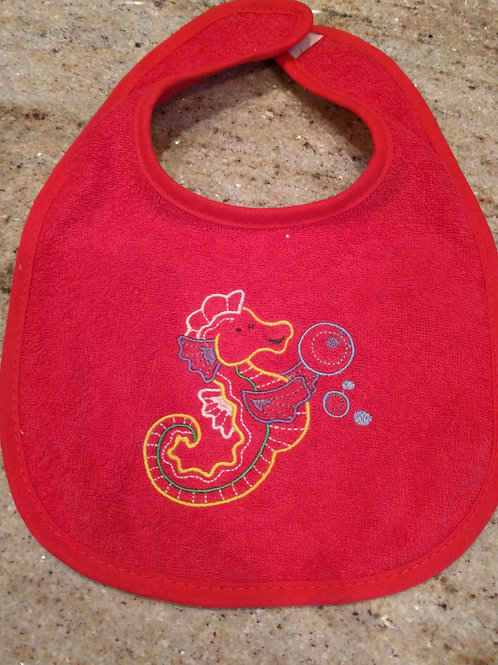 Smiley Seahorse