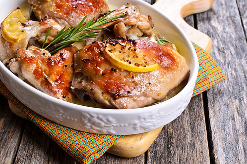 Rosemary - Lemon Chicken