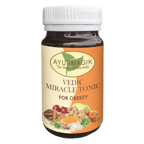 Vedic Miracle Tonic for Obesity