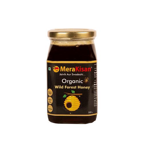 Organic Wild Forest Honey(225gm)