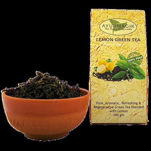 Lemon Green Tea 200 grams