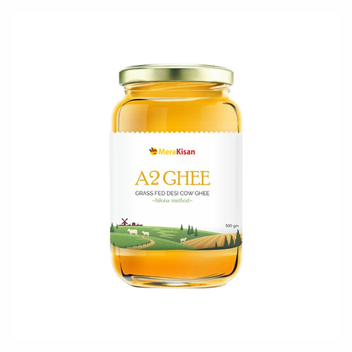 Organic A2 Ghee 500 Grams