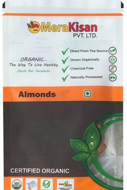 Organic Almond(100gm)