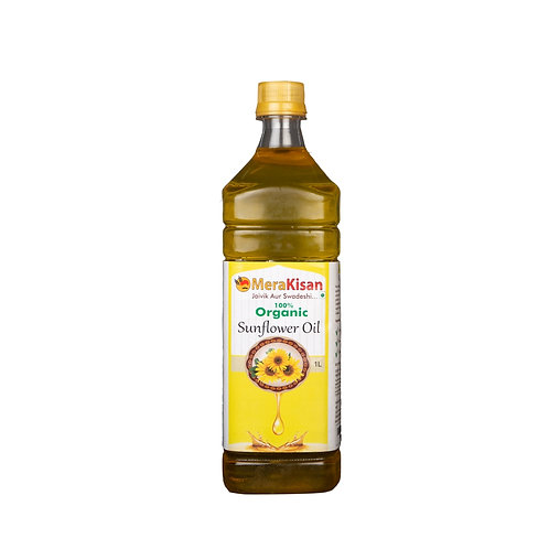 Cold Pressed Sunflower Oil 1 ltr