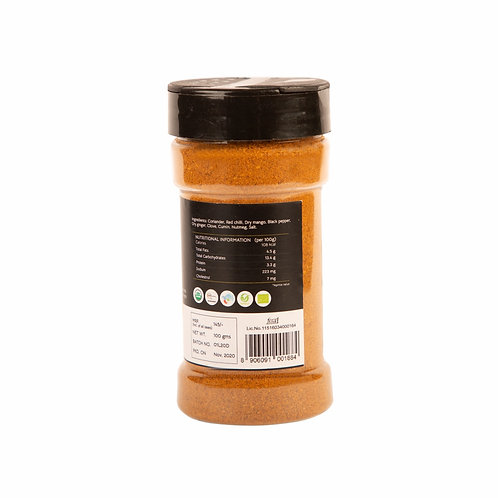 Organic Chana Masala 100 Grams
