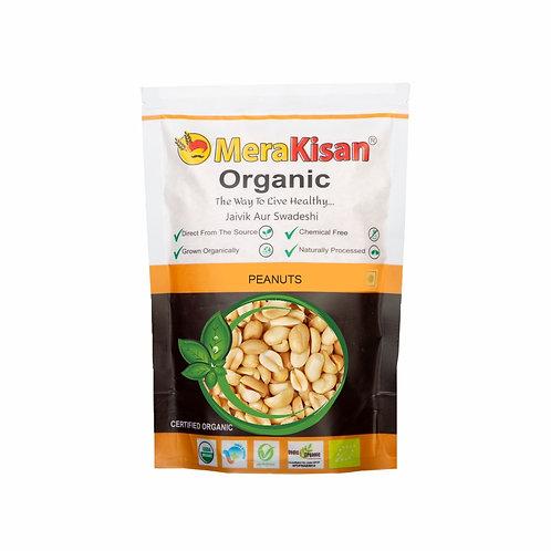 Organic Peanuts 500 grams