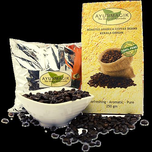 Arabica Coffee Intenso (Roasted Arabica Coffee Beans) 250 grams