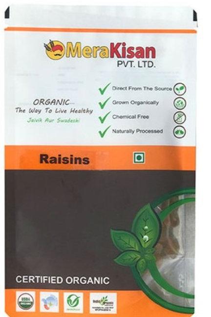 Organic Raisins (100gm)