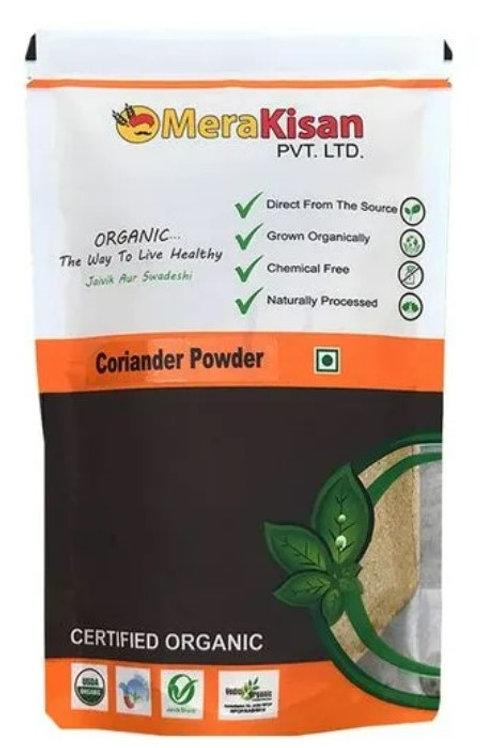 Organic Coriander Powder 100 grams