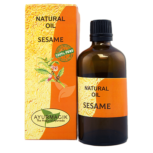 Natural Sesame Oil 100 ml