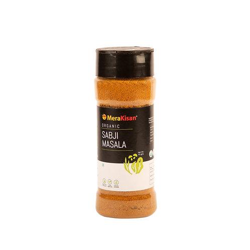 Organic Sabji Masala 100 Grams