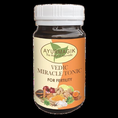 Vedic tonic for fertility's  . Organic tonic