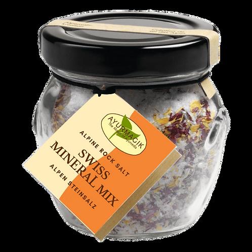 Swiss Mineral Mix (Organic Rock Salt) 102 grams