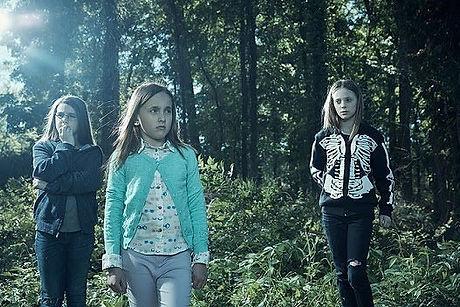 OCTOBER 14!!! Terror in the Woods — Insp