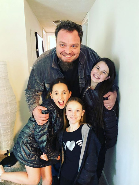 With Drew Powell from Gotham