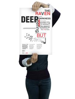 Poster Raven Back