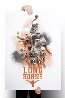 LHS Football poster