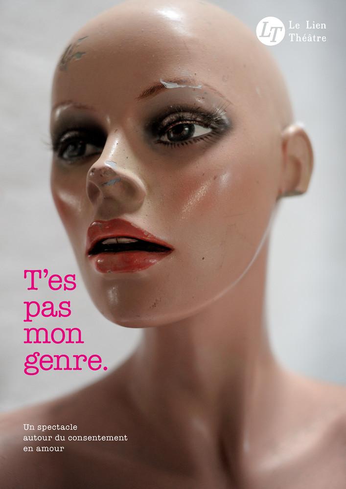 T'es pas mon Genre // Cie Le lien Théâtre