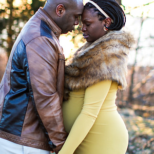 Vince & Tamisha Maternity Session