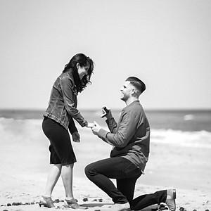 Jessica + Maksim Surprise Proposal
