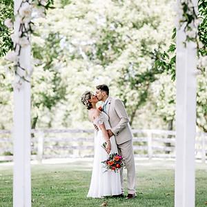 Rachel + Valentin Wedding