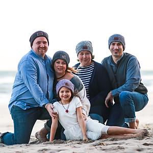 Ostergren Family Beach Shoot