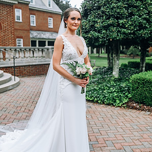 Founders Inn Staged Bridal Session