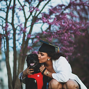 Leah Graduation Album