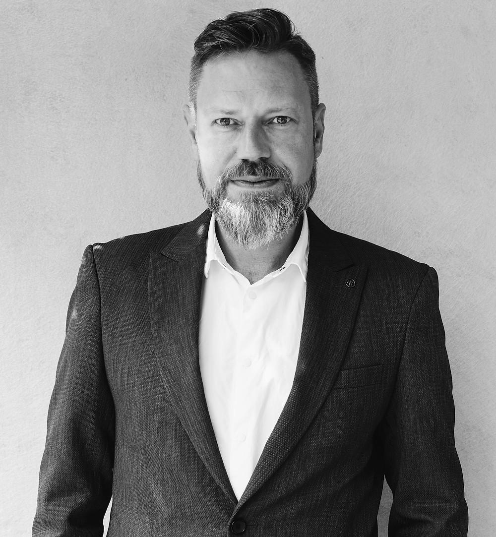 Trauer- und Sterbebegleiter Michael Lippka-Zotti