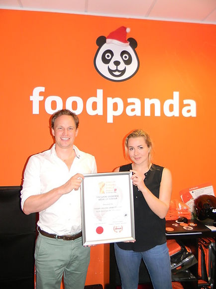 Foodpanda | Singapore Enterprise Association
