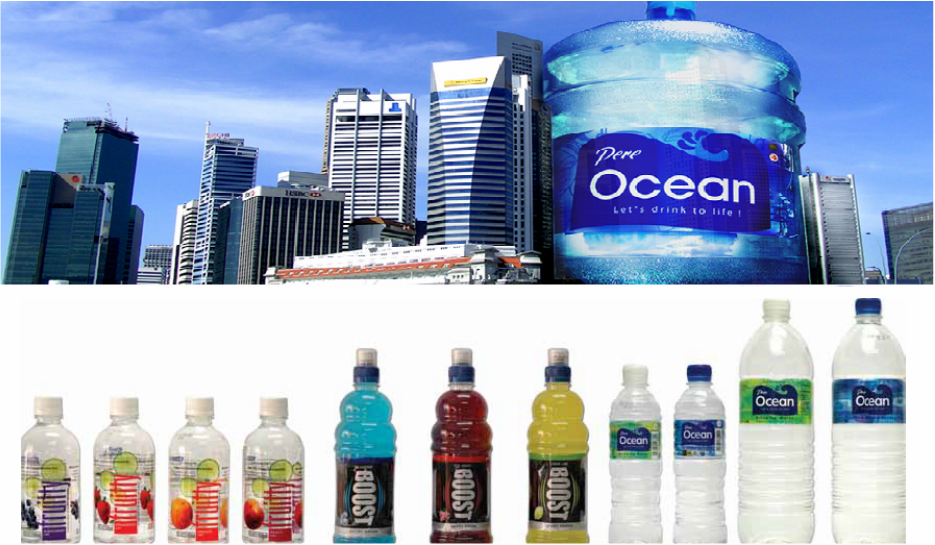 Pere Ocean Water Bottles | Singapore Enterprise Association