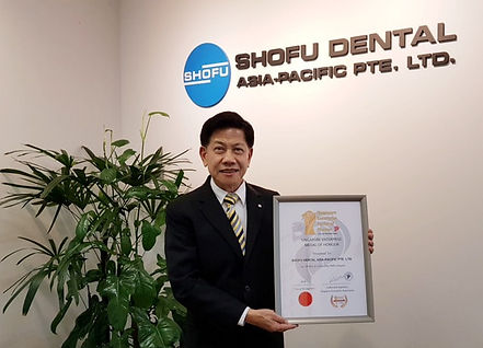 Shofu Dental Asia-Pacific Pte Ltd | Singapore Enterprise Association