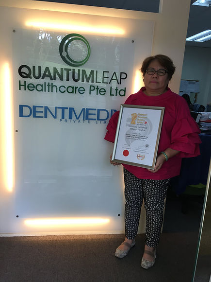 Quantumleap Healthcare Pte Ltd | Singapore Enterprise Association