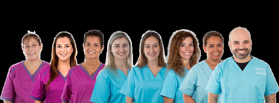 Equipa Montenegro Clinics - Medicina Dentária Avançada