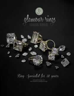 Glamour Rings Anniversary