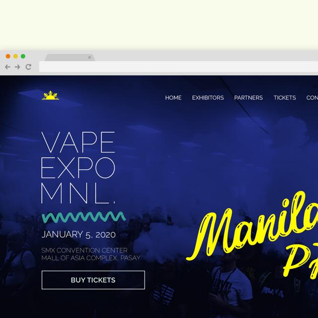 Vape Expo Manila