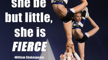 SO, WHAT IS CHEERLEADING ANYWAY?