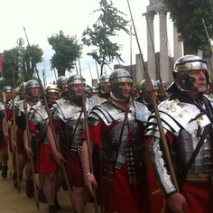 The Roman Army: Legions & Centuries - A Guide for Kids