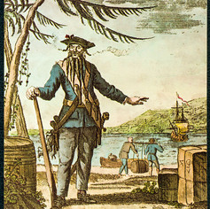 4 Famous Pirates You Need to Know at KS2