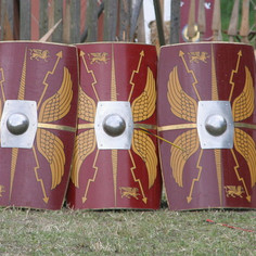 The Weapons & Armour of a Roman Legionary - A Speedy Read for Kids