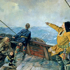 Our Favourite Famous Vikings - Handy Info for Key Stage 2