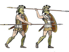 What was a Greek Hoplite? - A Guide for Key Stage 2