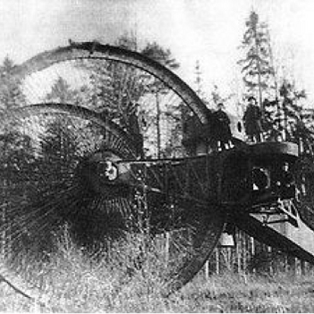 The Weirdest Tank of WW1 - Astonishing Trivia for Primary Teacher's Lesson Plans